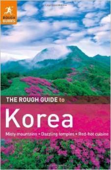 KOREA przewodnik ROUGH GUIDES 2011
