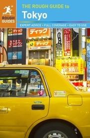TOKIO TOKYO przewodnik ROUGH GUIDES 2014