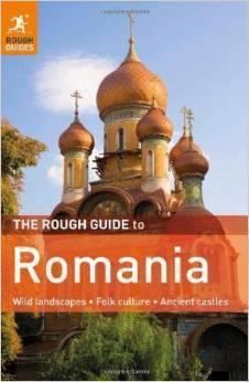 RUMUNIA ROMANIA przewodnik ROUGH GUIDES