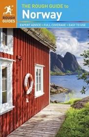 NORWEGIA NORWAY przewodnik ROUGH GUIDES 2012