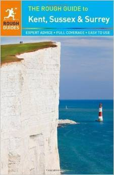 KENT, SUSSEX & SURREY  przewodnik ROUGH GUIDES 2013