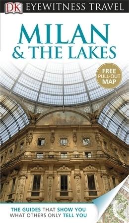 MEDIOLAN I JEZIORA (Milan & the Lakes) przewodnik turystyczny DK 2013