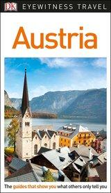 AUSTRIA przewodnik turystyczny DK 2018