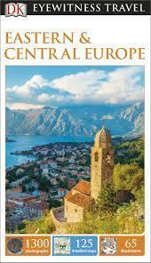 EUROPA WSCHODNIA I ŚRODKOWA (EASTERN & CENTRAL EUROPE) przewodnik DK 2015