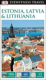 ESTONIA ŁOTWA I LITWA przewodnik DK 2017