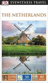 HOLANDIA THE NETHERLANDS przewodnik DK 2014