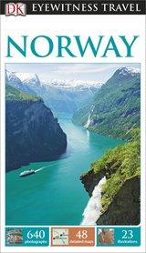 NORWEGIA (NORWAY) przewodnik DK