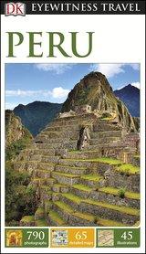 PERU przewodnik turystyczny DK 2016