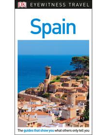 HISZPANIA (SPAIN) przewodnik DK 2018