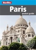 PARYŻ pocket guide przewodnik BERLITZ 2014
