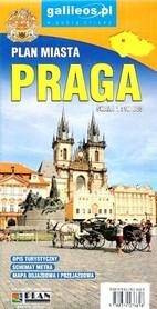 PRAGA plan miasta 1:10 000 STUDIO PLAN