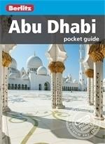 ABU DHABI przewodnik BERLITZ POCKET GUIDE 2014