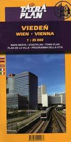 WIEDEŃ plan miasta 1:25 000 TATRAPLAN