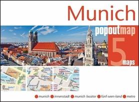 Okładka przedstawia Monachium z wysokości.