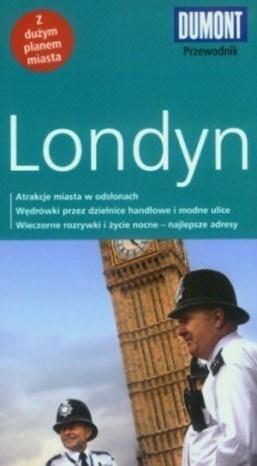 LONDYN  przewodnik turystyczny DUMONT