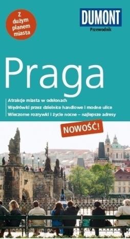 PRAGA przewodnik turystyczny DUMONT