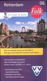MAASTRICHT VALKENBURG plan miasta 1:10 000 FALK