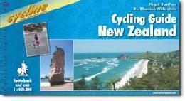 NOWA ZELANDIA przewodnik rowerowy z atlasem BIKELINE