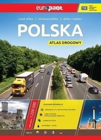 POLSKA atlas drogowy 1:200 000 EUROPILOT