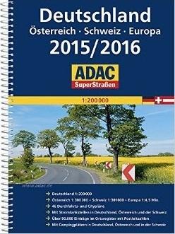 NIEMCY AUSTRIA SZWAJCARIA ADAC 2015/2016