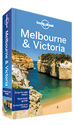 MELBOURNE I VICTORIA przewodnik LONELY PLANET 2014