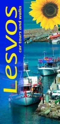 LESBOS przewodnik turystyczny SUNFLOWER