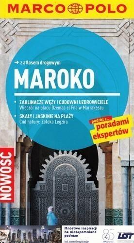 MAROKO przewodnik MARCO POLO