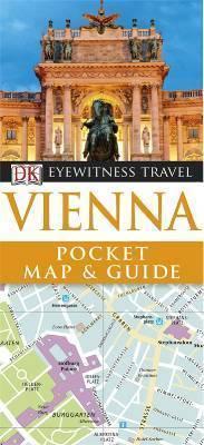 WIEDEŃ Pocket Map and Guide - przewodnik i mapa DK