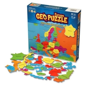 EUROPA puzzle GEOTOYS