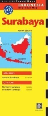 SURABAYA mapa PERIPLUS