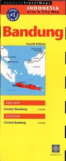 BANDUNG mapa PERIPLUS