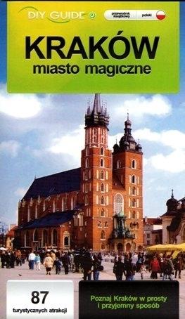 KRAKÓW MIASTO MAGICZNE przedownik turystyczny CITY TOUR POLSKA wersja polska