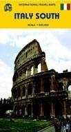 POŁUDNIOWE WŁOCHY Italy South 1:500 000 mapa ITMB