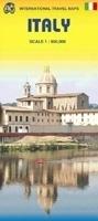 WŁOCHY Italy 1:800 000 mapa ITMB