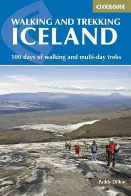Walking and Trekking in Iceland ISLANDIA CICERONE