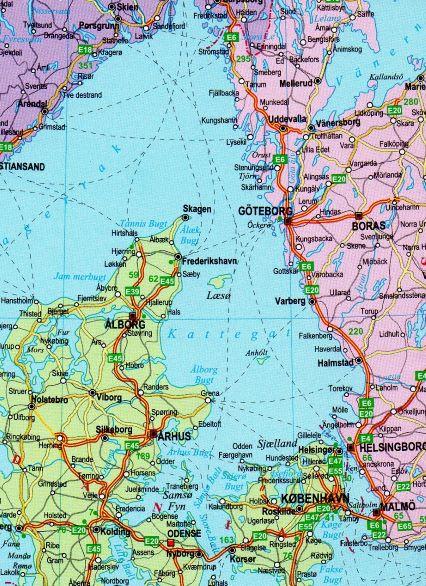 Europa Mapa Samochodowa W Kartonowej Okladce 1 4 500 000 Expressmap